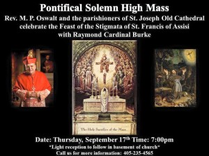 Pontifical Solemn High Mass